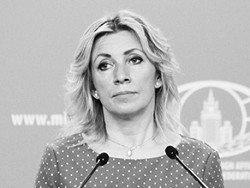 Захарова оценила заявление НАТО о сотрудничестве Москвы и Минска