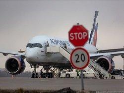 """Германия отказалась пускать рейсы """"Аэрофлота"""" и S7"""