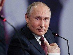 Путин сыронизировал о роли Москвы в движении Black Lives Matter