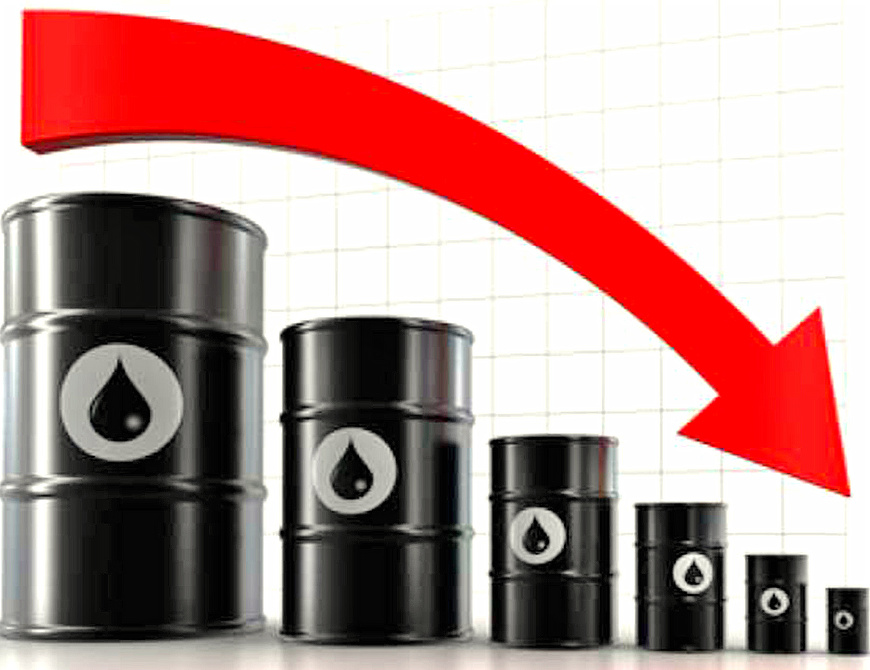 Нефть теряет в цене на фоне данных о росте запасов в США