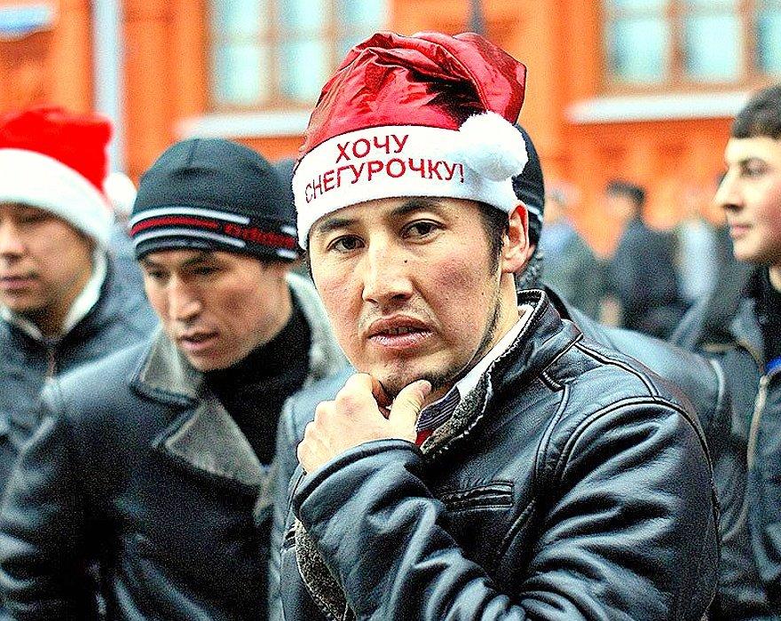 СПЧ: В России около трети мигрантов работают нелегально
