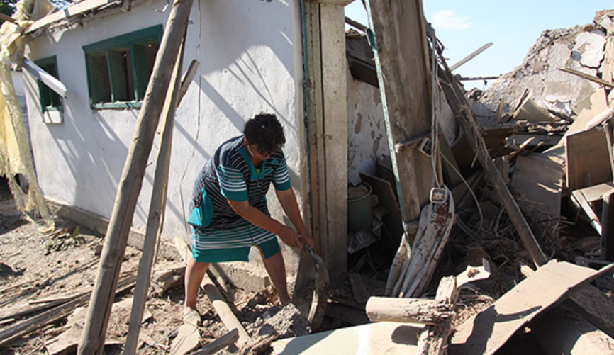 Война в Донбассе приносит Украине миллиарды долларов