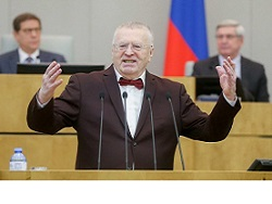 Жириновский призвал Зюганова не подвергать опасности Грудинина