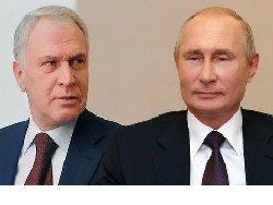 Путин наградил орденом миллиардера и своего давнего друга Ковальчука