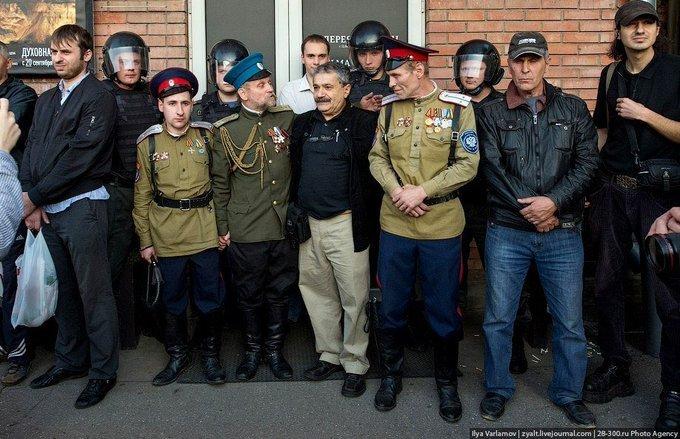 Опричники Путина. Кто войдет в казачьи подразделения Росгвардии