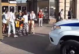 Петербуржцы украли у продавца дыни и арбузы, пока его оформляла полиция