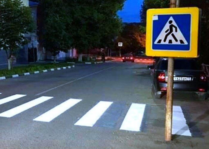 80-летняя россиянка сбила мальчика на зебре и не остановилась