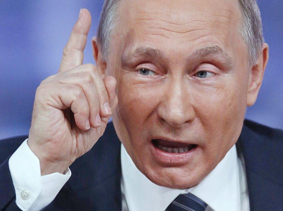 Путин: РФ многое сделала, чтобы Украина была независимой страной
