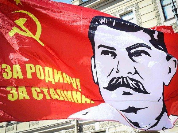 Сталинисты — это продукт, который производят опросные центры