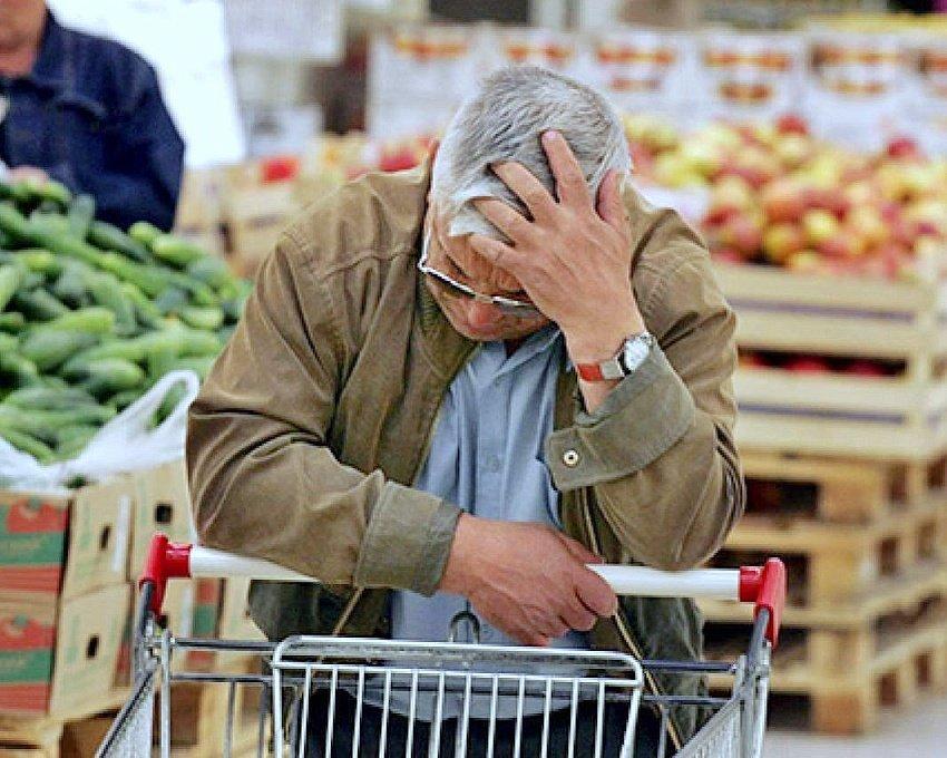 Почти 40% россиян заявили об ухудшении качества продуктов