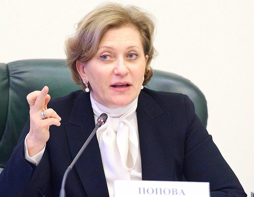 Попова рассказала, когда от COVID привьют больше 50% россиян