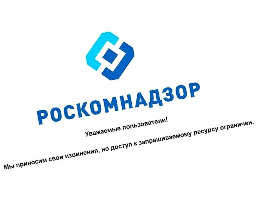 В Роскомнадзоре объяснили необходимость реестра соцсетей в России