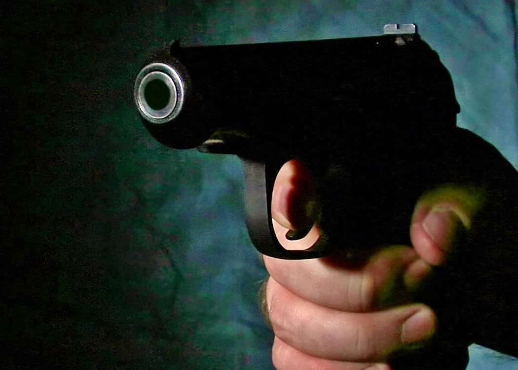 Мужчина, пытавшийся устроить стрельбу в полиции в Москве, хотел покончить с собой