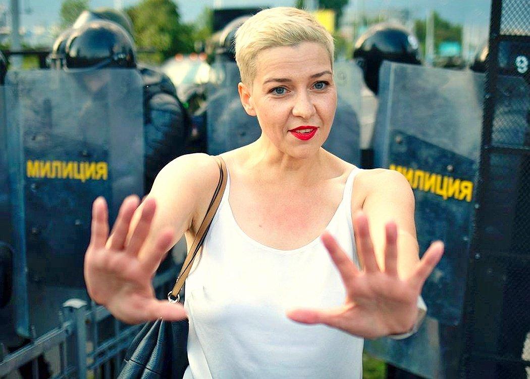 Колесникова отказалась просить белорусскую власть о помиловании