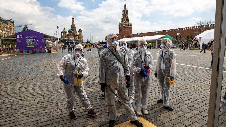 В Москве суточный прирост новых случаев ковида вырос более чем на 50%
